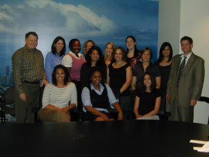 Annual and Management Fellows '08 at Graduation